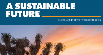2020 Sustainability Report Highlights